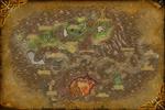 Mont Hyjal map cata 2