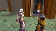 Jaina meets with Anduin