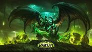 World of Warcraft Legion - Wallpaper