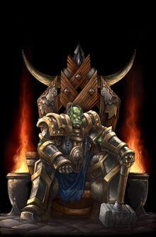 Thrall, chef de la rébellion