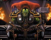 Warchief thrall