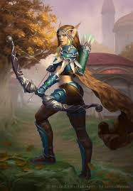 Forestier elfe