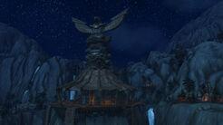 Totem du Tonnerre Nuit