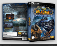 Wrath of the lich king box