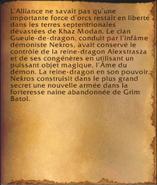 La bataille de Grim Batol 2