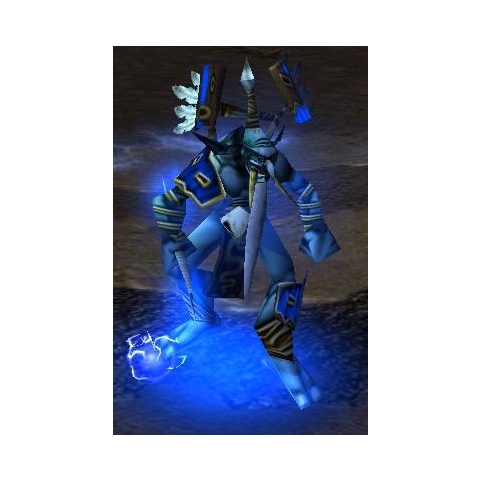 Rokhan w Warcraft III