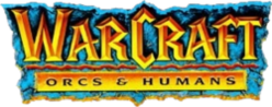 250px-Warcraft Orcs and Humans logo