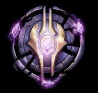 Emblema Draenei