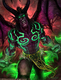 Illidan Stormrage Raneman