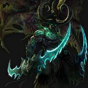 Illidan demone