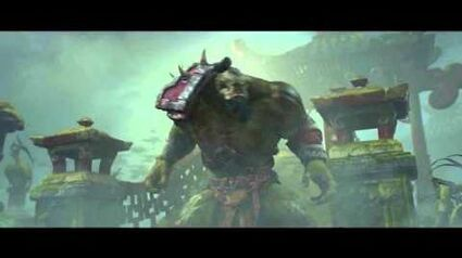 Mists of Pandaria Opening Cinematic SUB