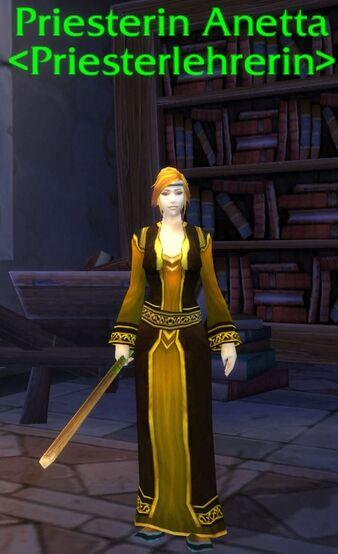 Priesterin Anetta