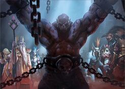 Garrosh Crimes de guerre