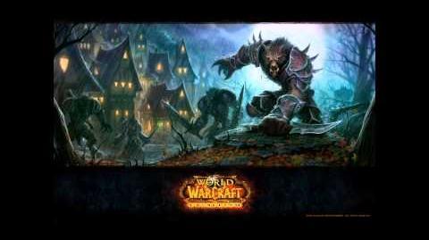 World of Warcraft Cataclysm - Gilneas City Music