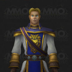 Anduin w <i>World of Warcraft Catalcysm</i>