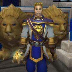 Anduin w <i>World of Warcraft Catalcysm</i>