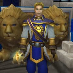 Prince Anduin in <a class=