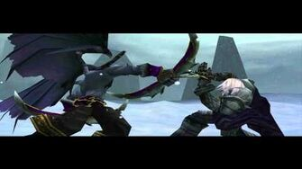 Arthas VS Illidan in 1080p HD