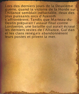 L'Alliance de Lordaeron 8