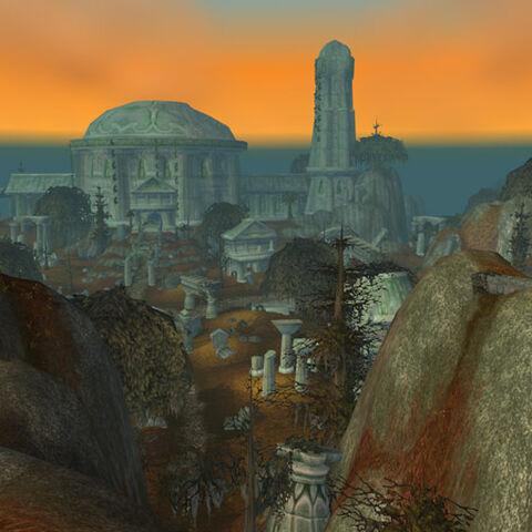 Руины Эльдарата