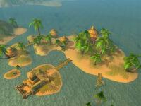 Manuel des trolls - L'île Yojamba