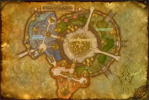 Shattrath map bc