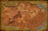 Terres Ingrates map cata