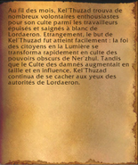 Kel'Thuzad et l'avènement du Fléau 10