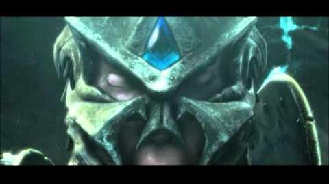"""Warcraft 3 Cinematic - The Frozen Throne Ending - """"The Ascension"""""""