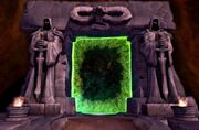 Wow wallpaper dark portal by goodbadboy-d5fkk27