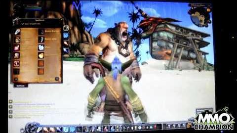 Goblin Gameplay Starting Zone - Cataclysm