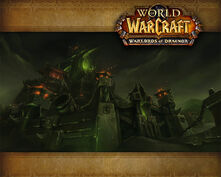 Hellfire Citadel (Draenor) loading screen