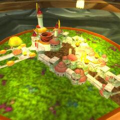 Sunwell 3D map