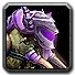Ability mount ridingelekkelite purple