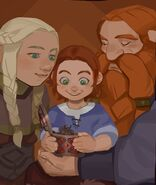Famille Barbe-de-bronze