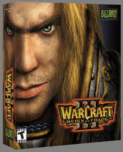 Ting Warcraft III Reign og Chaos Box