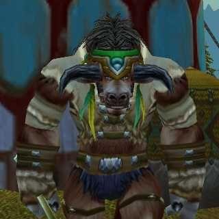 Baine w <i>World of Warcraft</i> przed uaktualnieniem 4.0.3.