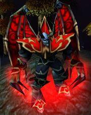 Tichondrius em Warcraft 3