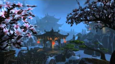 World of Warcraft Mists of Pandaria B-roll Gameplay (Blizzcon 2011)