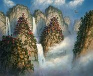 Jade Forest concept art