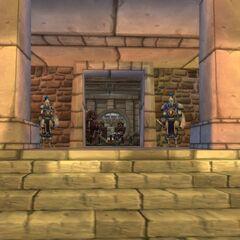 Банк в торговом Квартале