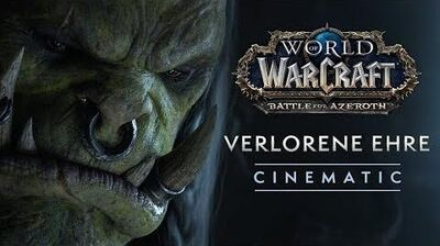 Cinematic Verlorene Ehre World of Warcraft (DE)
