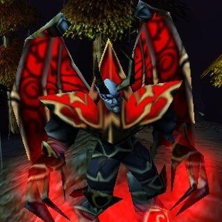 Тихондрий в Warcraft III.
