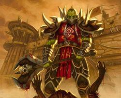 High Overlord Saurfang