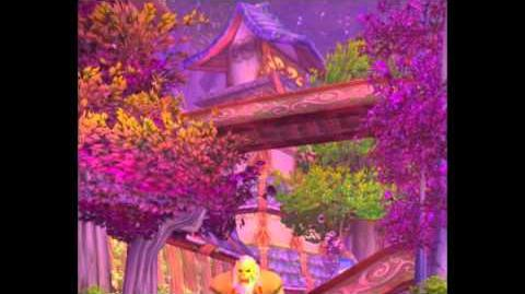 Word of Warcraft Alpha 0.5