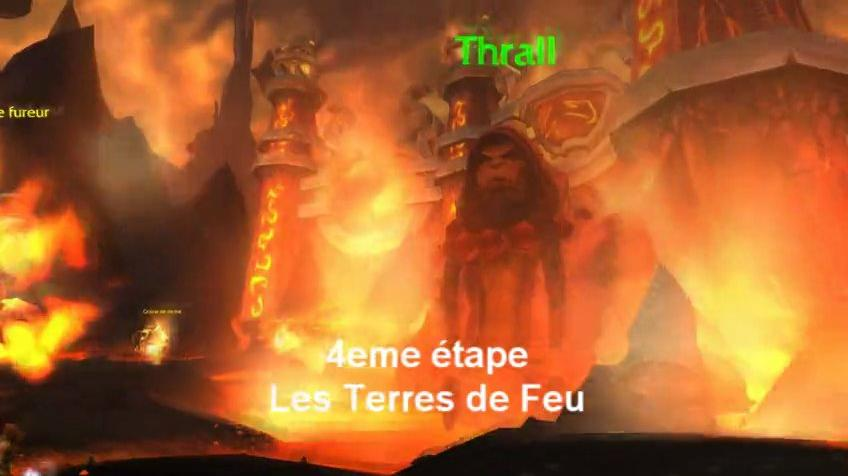 La séparation de Thrall