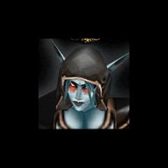 Mroczny komandos Sylvanas (Warcraft III).