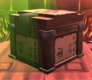 Boîtes d'apothicaire de Yao Patte d'Airain en parfait état