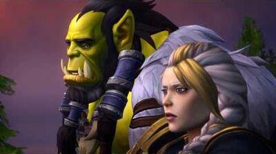 SPOILER Cinematic Kreuzweg World of Warcraft (DE)