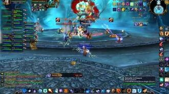 Icecrown Citadel 25-Player Lord Marrowgar Live servers